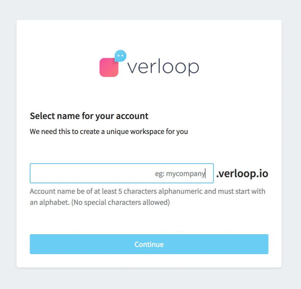 Enter your company name